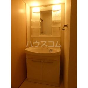 セゾンドール貝塚 1307号室の洗面所