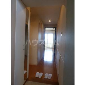 セゾンドール貝塚 1307号室の玄関