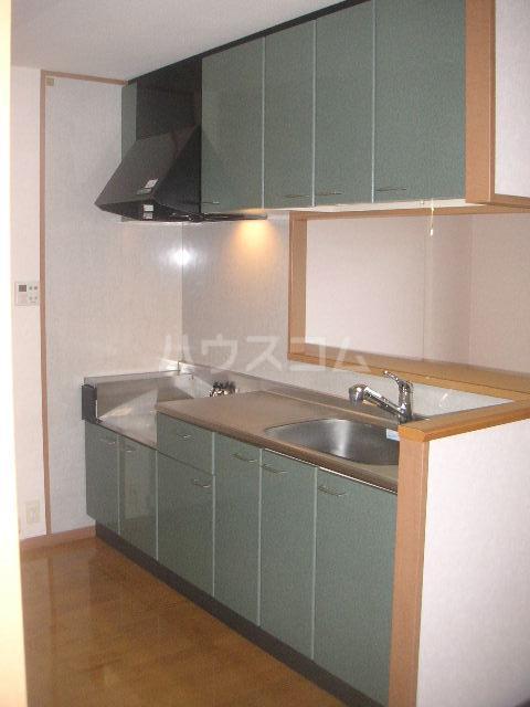 アルバ空港東 202号室のキッチン