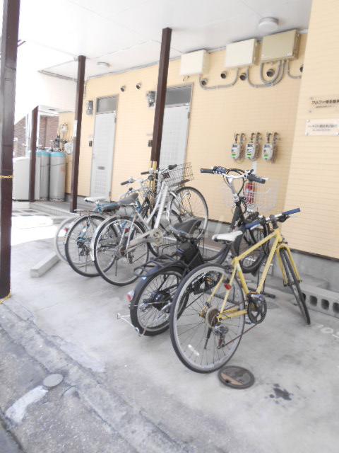アルファ博多駅東 103号室の風呂