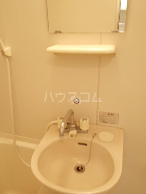 アルファ博多駅東 103号室のトイレ
