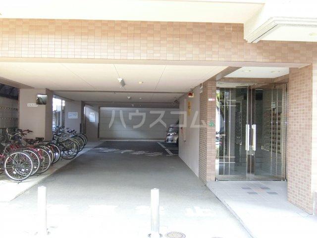 グランシャリオ箱崎 505号室の駐車場