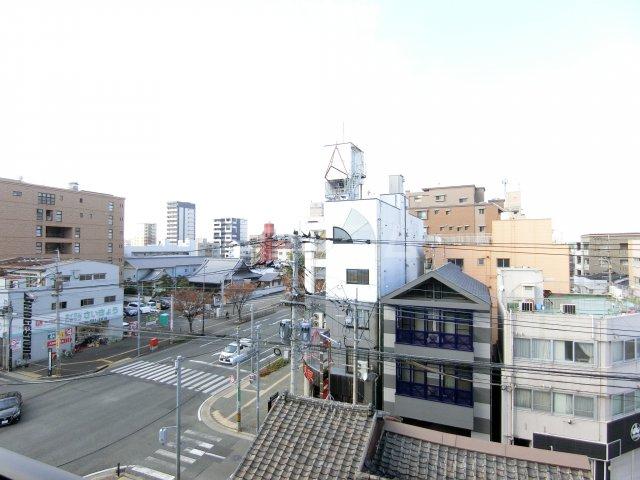 グランシャリオ箱崎 505号室の景色