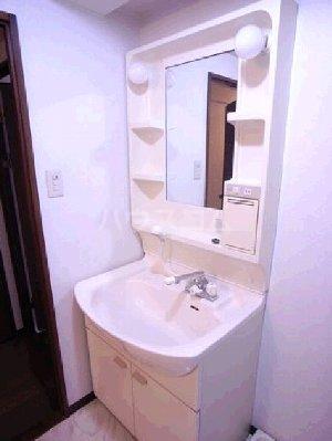 ロフティ箱崎 303号室の洗面所