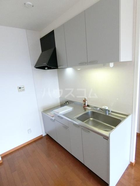 ゼロマクト 403号室のキッチン