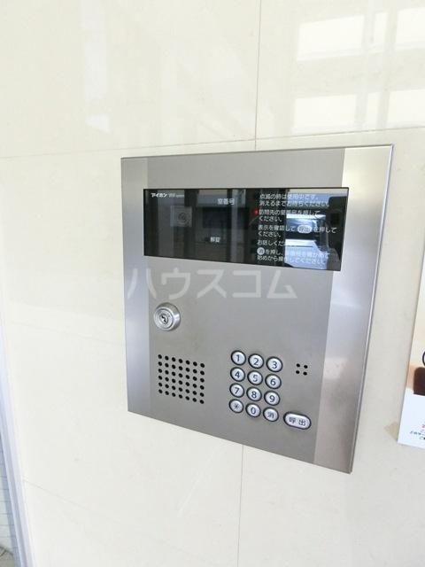 ゼロマクト 403号室のセキュリティ