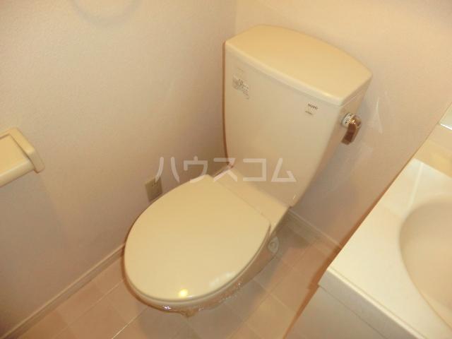 プライマリステージ吉塚 203号室のトイレ