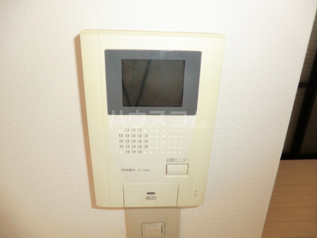 メゾン・ド・レスポアール 201号室のセキュリティ