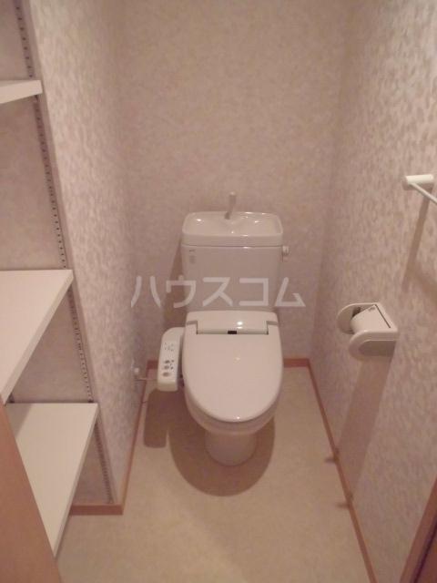 リヴィエール・イル 306号室のトイレ