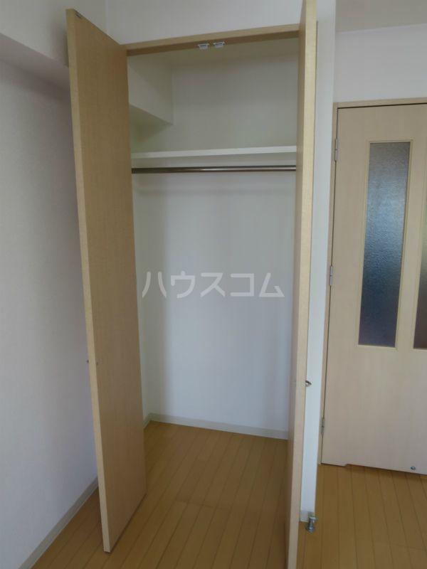 リファレンス祇園 1304号室の収納