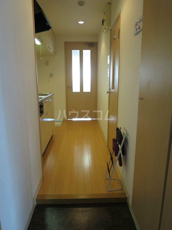 リファレンス祇園 1304号室の玄関