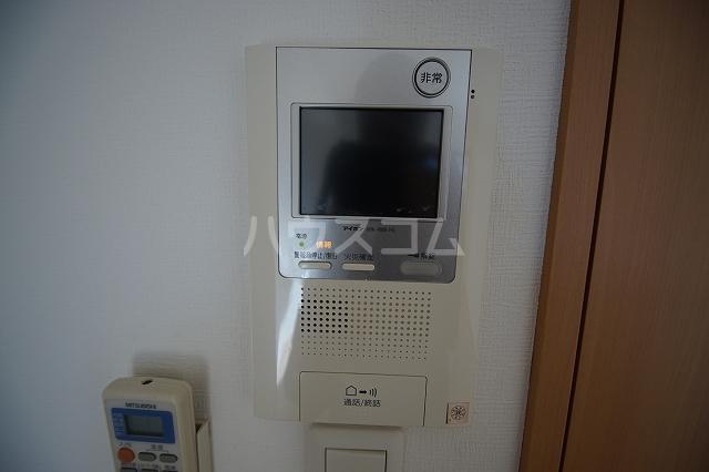 S-FORT福岡県庁前 1203号室のセキュリティ