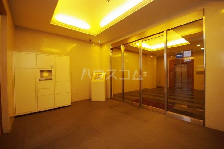 S-FORT福岡県庁前 1203号室のエントランス