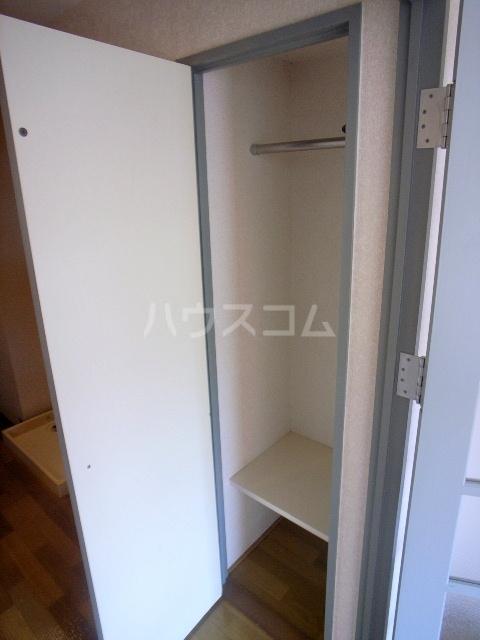 ダイナコート箱崎Ⅱ 602号室の収納
