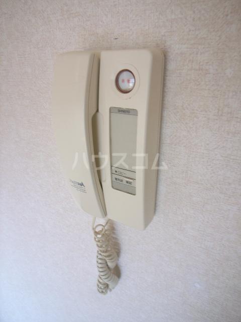 ダイナコート箱崎Ⅱ 602号室のセキュリティ