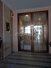ダイナコート箱崎Ⅱ 602号室のエントランス