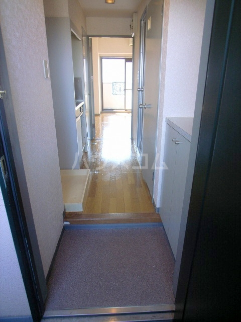 ダイナコート箱崎Ⅱ 602号室の玄関