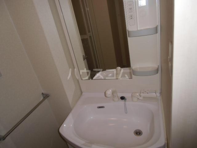 サウスフォー 302号室の洗面所
