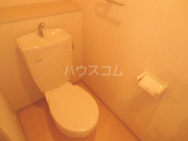 サウスフォー 302号室のトイレ