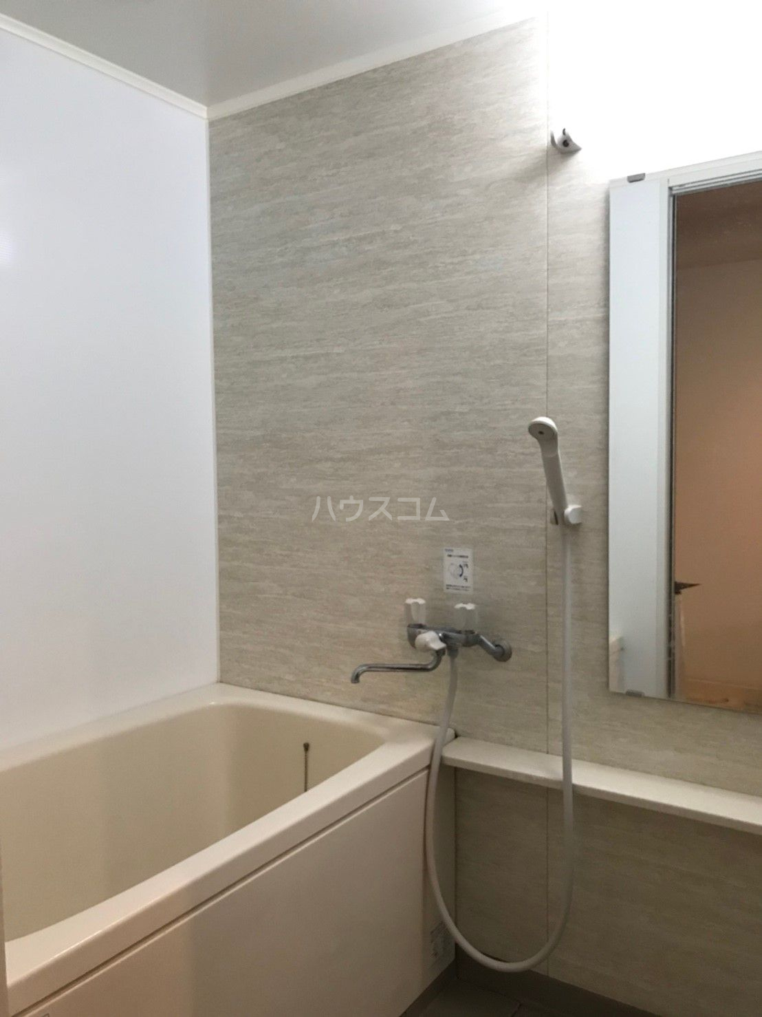 ロマネスク箱崎タワーホームズ E402号室の風呂