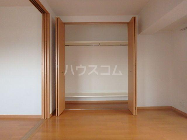 恵比須千早ビル 201号室の収納