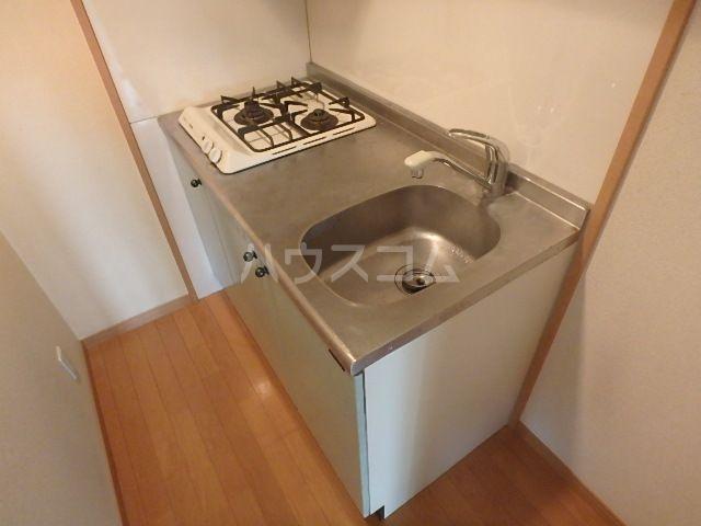 恵比須千早ビル 201号室のキッチン