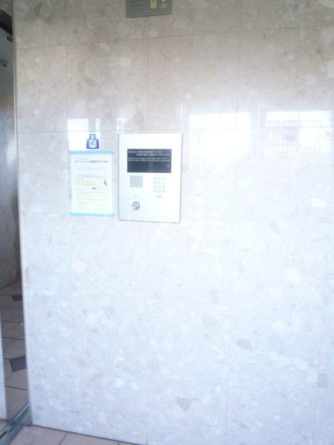 恵比須千早ビル 201号室のセキュリティ
