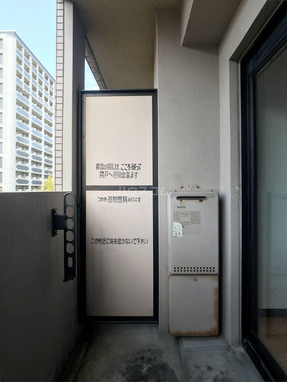 ピュアドームフローリオ博多 501号室のバルコニー