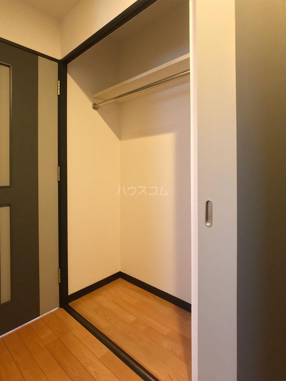ピュアドームフローリオ博多 501号室の収納