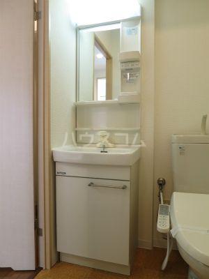 リファレンス博多駅前 1101号室の洗面所