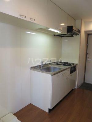 リファレンス博多駅前 1101号室のキッチン