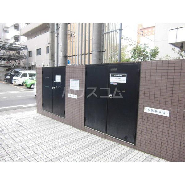 ピュアドームパラジオ博多 1203号室の設備