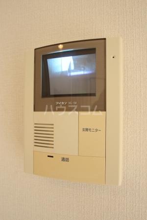 グランコート南里 A A101号室のセキュリティ