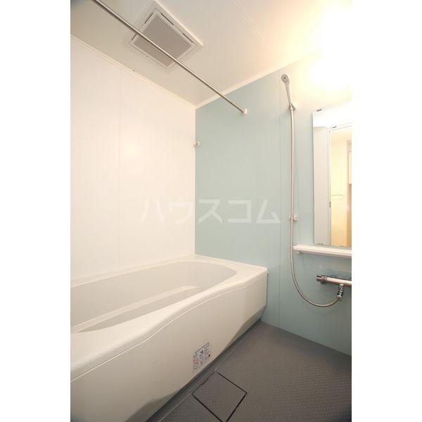 ラクレイス大橋 802号室の風呂