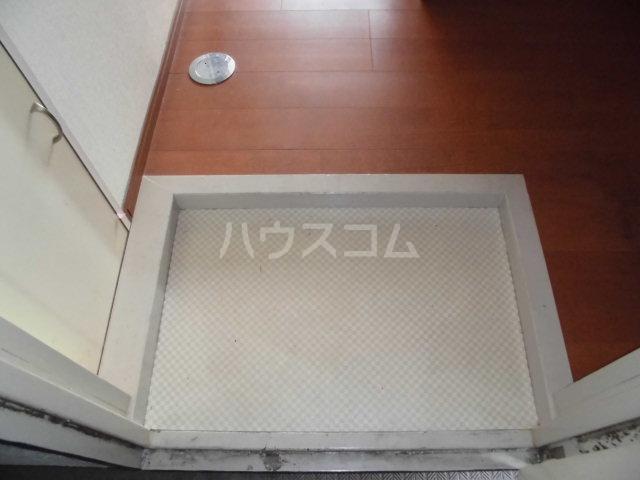 スリム箱崎 306号室の玄関