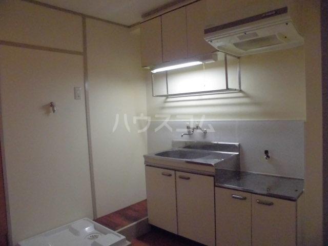 スリム箱崎 306号室のリビング