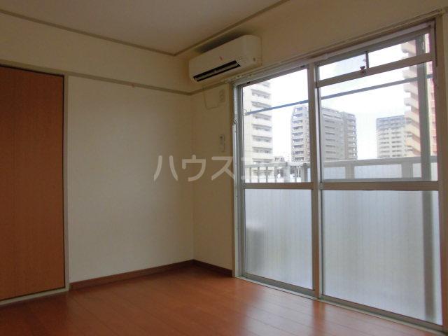 スリム箱崎 306号室のベッドルーム