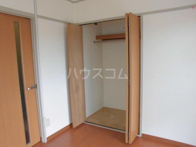 スリム箱崎 306号室の収納