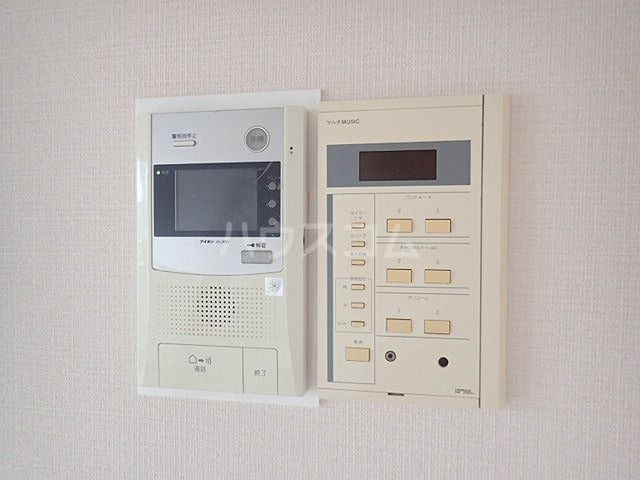 ライオンズマンション大博通り 1101号室のセキュリティ