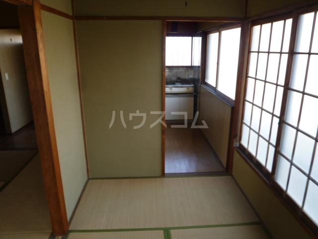 菊水荘 201号室の居室