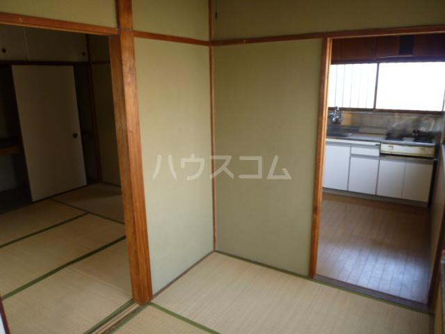 菊水荘 201号室のリビング