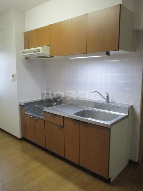 緑園都市プレーヌ 506号室のキッチン