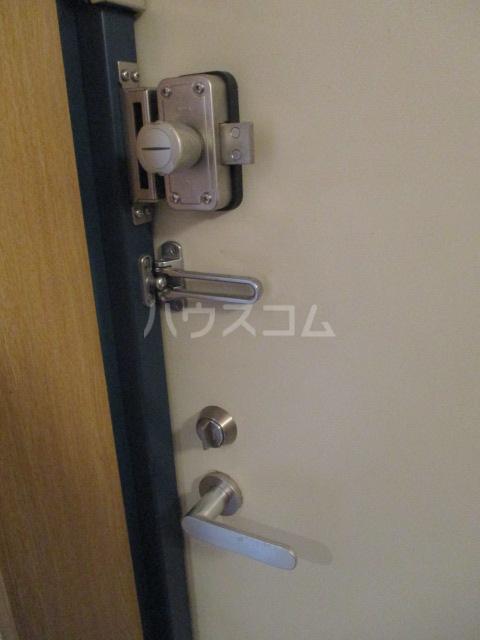 緑園都市プレーヌ 506号室のセキュリティ