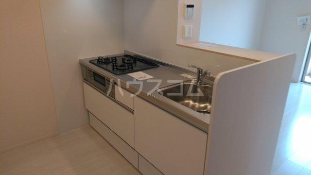 サンシルク 102号室のキッチン