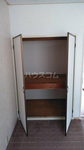 メゾンサヴェール 202号室の収納