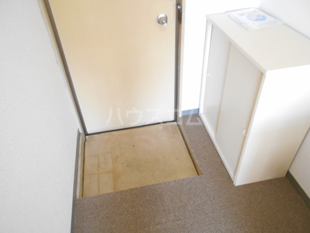 リバーサイドヴィラ 102号室の玄関