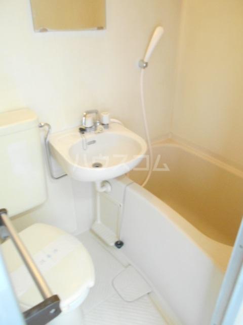 リバーサイドヴィラ 205号室の風呂
