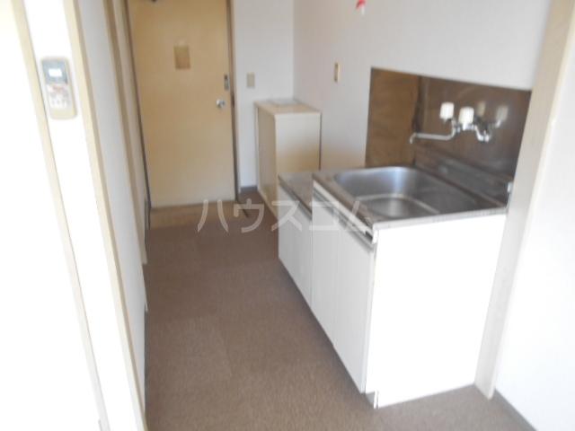 リバーサイドヴィラ 205号室のキッチン
