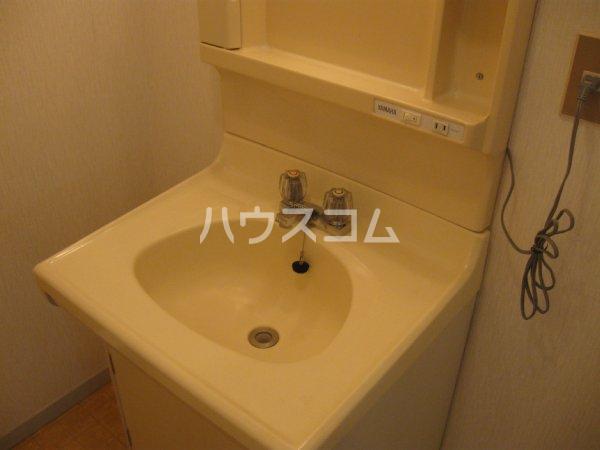 スプリームハイツ A103号室の洗面所