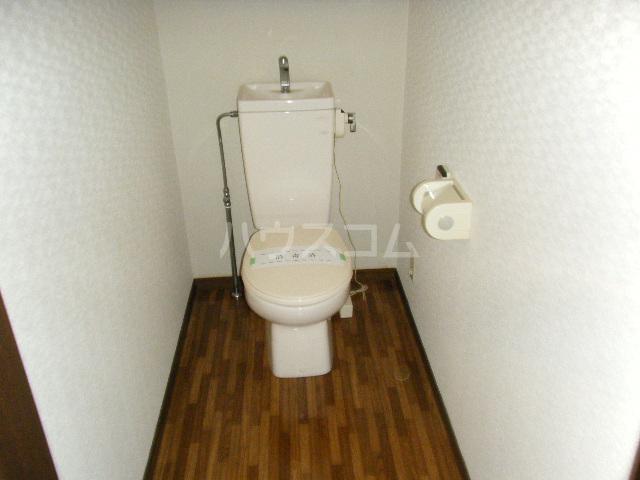 エテルノ聖蹟 206号室のトイレ